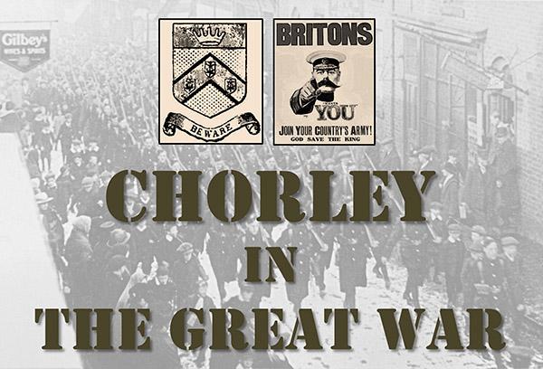Chorley in the Great War
