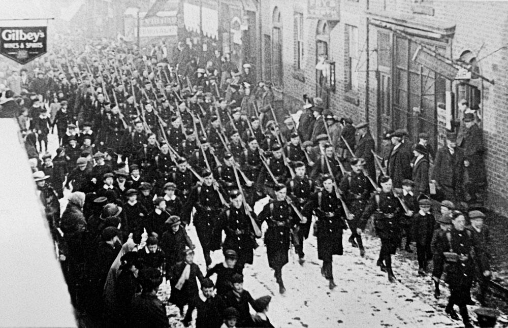 Chorley Pals 1915